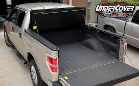 2004 2014 f150 undercover flex tri fold tonneau cover 5 5ft bed