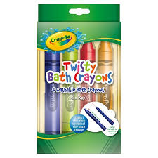 morrisons crayola bath body crayons 4 per pack product information