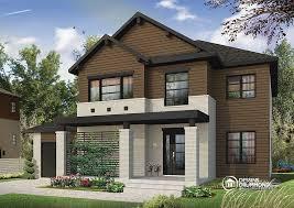 model facade villa moderne mc immo