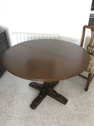100 Oak Pedestal Table And Chairs For Sale Pedestal Table And 6 Chairs Buy And Sell Items In