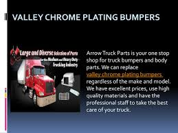 Valley Chrome Plating Bumpers By Arrow Truck Parts - Issuu Kenworth T600 T800 W900 Aftcooler Where Are Toyota Trucks Built Street Arrow Truck Parts Best Image Of Vrimageco Centre Transwestern Centres Calgary Ab Sales Of Auto Supplies 12239 Montague St King The Road Westar Junkyard Tasure 1979 Plymouth Sport Pickup Autoweek New Bobtails Tank Eeering 1950 1980 Highway Competitors Revenue And Employees Owler