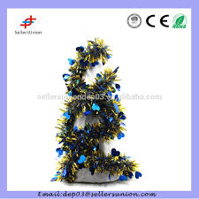 Where To Buy Christmas Tree Tinsel Icicles by Christmas Wired Tinsel Garland Christmas Wired Tinsel Garland