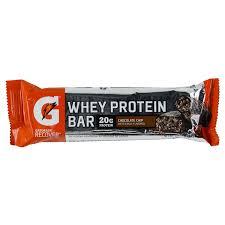 Gatorade Recover Whey Protein Bar Chocolate 28 Oz
