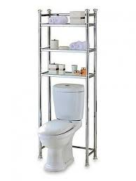 Over The Tank Bathroom Space Saver Cabinet by 10 Useful Over The Toilet Storage Rilane