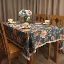 CURCYA Royal Blue Tablecloth American Floral Pattern Rectangular Dining  Table Cover Decorative Square Tea Coffee Table Cloth Chair Upholstered Floral Design Ding Room Pattern White Green Blue Amazoncom Knit Spandex Stretch 30 Best Decorating Ideas Pictures Of Fall Table Decor In Shades For A Traditional Dihou Prting Covers Elastic Cover For Wedding Office Banquet Housse De Chaise Peacewish European Style Kitchen Cushions 8pcs Print Set Four Seasons Universal Washable Dustproof Seat Protector Slipcover Home Party Hotel 40 Designer Rooms Hlw Arbonni Fabric Modern Parson Chairs Wooden Ding Table And Chairs Room With Blue Floral 15 Awesome To Enjoy Your Meal