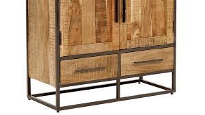 regal 4658 wohnzimmer akazie massiv hela wolf möbel 90x200 cm