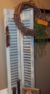Vinyl Shutter Crafts Barn Shutters For Diy Decoration With Old ... Top 10 Interior Window Shutter 2017 Ward Log Homes Decorative Mirror With Sliding Barn Style Wood Rustic Shutters Best 25 Barnwood Doors Ideas On Pinterest Barn 2 Reclaimed 14 X 37 Whitewashed 5500 Via Rustic Gallery Wall Fixer Upper Door Modern Small Country Cottage With Wooden In The Kapandate Eifler Entry Gate Porter Remodelaholic Build From Pallets Rustic Wood Wall Decor Roselawnlutheran Flower Sign Xl Distressed