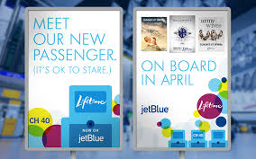 Lifetime Network Airport Posters