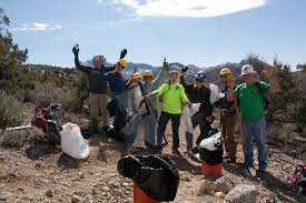 Tule Springs Fossil Beds by Tule Springs Clean Up With Nv Energy Private Friends Of