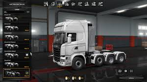 100 What Is A Tandem Truck Addon For RJL Scania Rsr4 By Kast 270319 Page 59 SCS