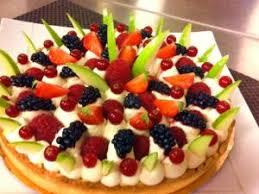 dessert aux fruits d ete recette tarte au citron et fruits frais du chef bruno tenailleau