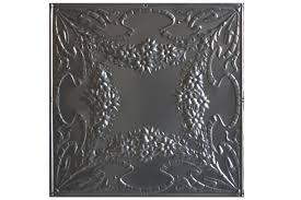 100 Flannel Flower Glass Wunderlich Pressed Metal Panels No 1351