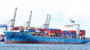 100 Shipping Container Shipping Coastal Company In India SSL