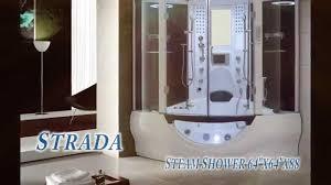 2014 strada steam shower whirlpool tub youtube