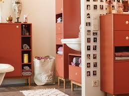 bunte badezimmer möbel wallach