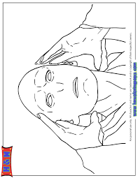 Prince Voldemort From Harry Potter Movie Coloring Page