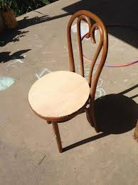 How To Replace Torn Caned Seats With Upholstered Seats ...