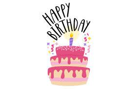 happy birthday kuchen