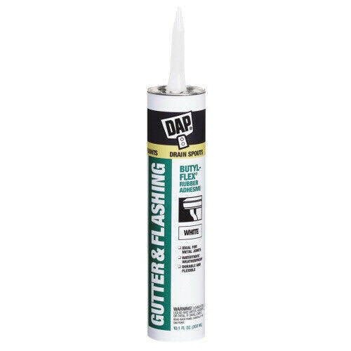 Dap Butyl-Flex Gutter and Flashing Caulk