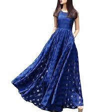 popular red white blue maxi dress buy cheap red white blue maxi