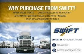 100 Swift Trucks For Sale Campfirebranding Transportation