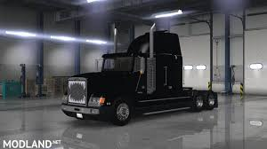 Freightliner FLD Mod For American Truck Simulator, ATS