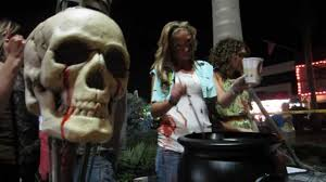 Spirit Halloween Sarasota by Halloween On St Armands Circle Youtube