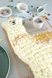 lama torte mit zitronen mascarpone creme