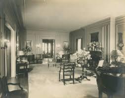 100 Oaks Residence Drawing Room The James A Baker Residence