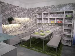 nobilia musterküche moderne u küche incl esszimmer in beton