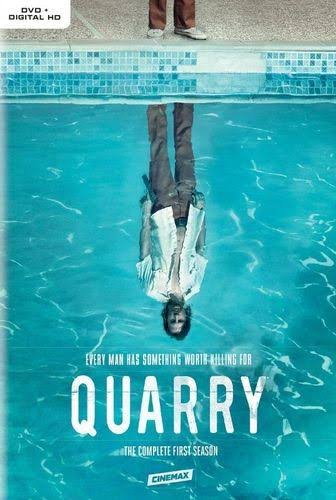 Quarry: The Complete First Season DVD