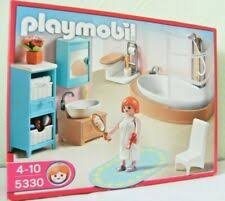 playmobil 5330 badezimmer neu ovp günstig kaufen ebay