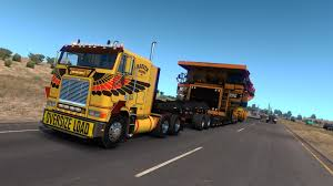 100 Cat Mining Trucks CATERPILLAR 785C MINING TRUCK FOR HEAVY CARGO PACK DLC 133X ATS