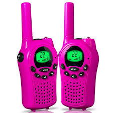 TOP Gift Toys For 312 Year Old Girls Handheld T68 Walkie Talkie