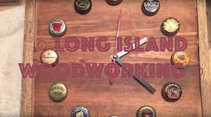 How To Make A Vintage Beer Bottle-Cap Clock -07 - YouTube The Best 28 Images Of How To Make A Bottle Cap Bar Top Virginia Tech Beer Cap Table Timelapse Youtube 25 Diy Bottle Lamps Decor Ideas That Will Add Uniqueness To Your Bar Stools Red Industrial Vibe Man Collects Caps For 5 Years Redo His Kitchen And Unique Ideas On Pinterest Art Homebrewing Fishing Beer W Epoxy Keezer Lid Coffee Rascalartsnyc How Bead Beautiful Tops 45 Cheap Outdoor Top Home