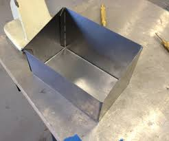 Decorative Sheet Metal Banding by How To Make A Sheet Metal Box