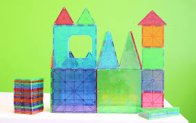 Magna Tiles Clear Colors 32 Pc Set by Why Magna Tiles Are Good For Hand Eye Coordination Problem