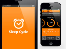 Sleep Cycle Iphone App Redesign Concept by Jenna Law Dribbble