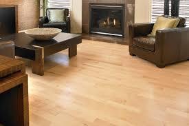 Warm Maple Flooring