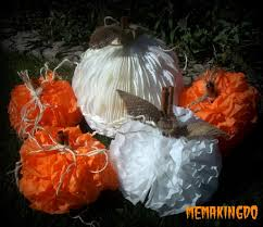 Dryer Vent Pumpkins by 50 Different Pumpkin Crafts For Fall Minus The Real Pumpkins