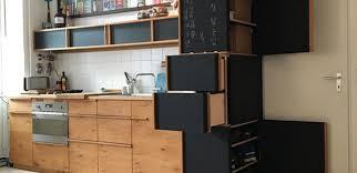 in dieser küche steckt holz das andere wegwerfen