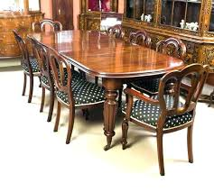 Ebay Dining Tables And Chairs Stunning Furniture Room Beautiful Mahogany Art