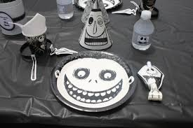 Nightmare Before Christmas Halloween Decorations by Halloween Birthday Decorations A Nightmare Before Christmas