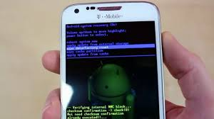 How to Restore The Factory Default Settings on Android Device