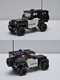 Other Building Toys 19015: Lego City Police Jeep Rubicon Truck Black ... Lego Police Car Cartoon About New Monster Truck City Brickset Set Guide And Database Police Mobile Command Center Review 60139 Youtube Custom Lego Fire Trucks Swat Bomb Squad Freightliner Etsy Station 536 Pcs Building Blocks Toys 911 Enforcer By Orion Pax Vehicles Lego Gallery Suv Precinct Jason Skaare Flickr Amazoncom Unit 7288 Games Ideas Product Ideas Audi A4 Traffic Cars Classic Town 6450 Review