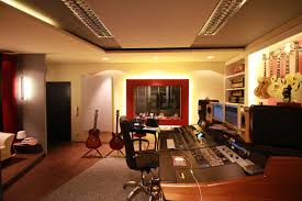 The Studio Is Situated On 4thfloor All Recording Rooms Have Big Windows Providing Daylight There Are Two Professional In House Techs Working