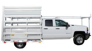 100 Glass Racks For Trucks 200 Series BedMounted Rack For Weldco