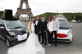 décoration de voiture insolite pour mariage