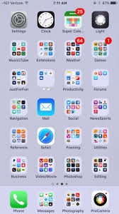 Change font color on home screen iPhone iPad iPod Forums at