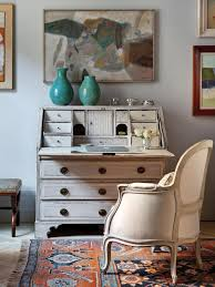 Parsons Mini Desk Uk by Furniture White Secretary Desk With Hutch With Oak Parsons Chair